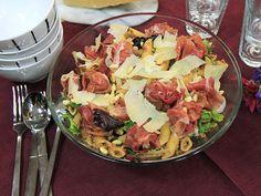 Paolos pastasallad med pesto | Recept.nu