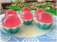 Ο ΝΕΡΑΙΔΟΚΗΠΟΣ της Eλενης-Aντζελινας!/Χειροποιητα σαπουνια-καλλυντικα/ΕLENI'S FAIRY GARDEN: WATERMELON cupcake and Watermelon Delights by Eleni