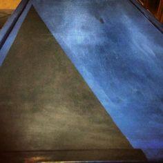 Napoleonic Blue & Graphite