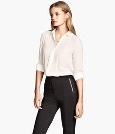 H&M Blusa entallada$349