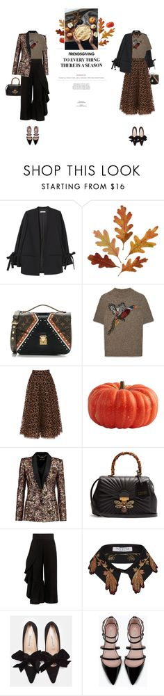 """""""Senza titolo #534"""" by lajudy ❤ liked on Polyvore featuring MANGO, Louis Vuitton, Mulberry, Christian Siriano, Just Cavalli, Gucci, Rachel Comey, VIVETTA, Zara and friendsgiving"""