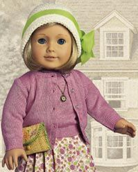 Kit! The American Girl Doll!