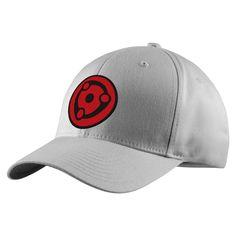Naruto Madara Eye Symbol Structured Twill Cap - PF00307TC