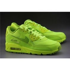 air max 90 for New Nike Air Max 90 Womens Shoes Neon Green Nike Air Max, New Nike Air, Nike Shoes Cheap, Nike Shoes Outlet, Cheap Nike, Nike Basketball Shoes, Running Shoes Nike, Sports Shoes, Nike Clearance Store