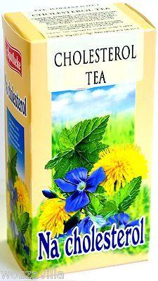 Apotheke Cholesterol herbal tea treatment aid for high blood pressure