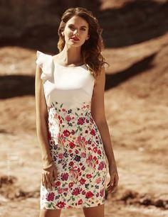 Spring Summer 2018 #spring #summer #moda #mujer #primavera #verano #lunares #rayas #colores