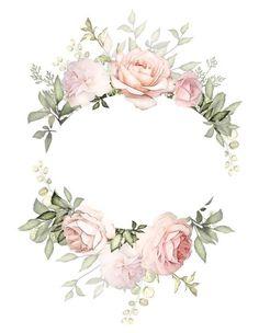 39 Ideas For Wedding Vintage Card Ideas – – Wedding invitations Invitation Floral, Invitation Background, Wedding Invitation Cards, Wedding Cards, Vintage Diy, Vintage Cards, Wedding Vintage, Floral Wedding, Flower Backgrounds