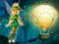 Tinker Bell Y El Tesoro Perdido_Wallpaper