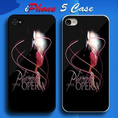 Phantom of the Opera Custom iPhone 5 Case Cover