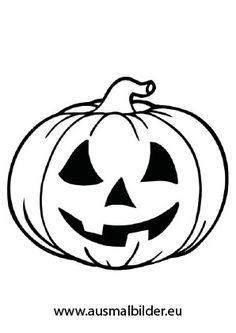halloween ausmalbilder k rbis 02 window color. Black Bedroom Furniture Sets. Home Design Ideas