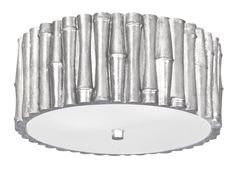 Libby Langdon for Crystorama Masefield 2 Light Antique Silver Ceiling Mount, available at DullesElectric.com