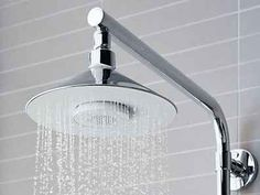 This speaker showerhead ($100)