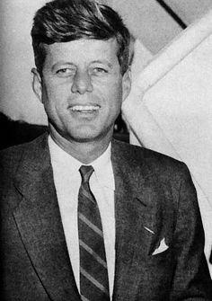 JFK~~so handsome!