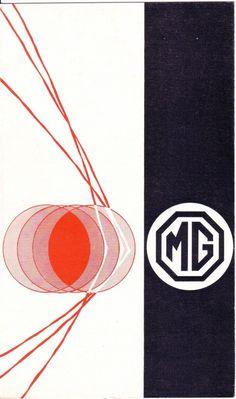 1962 BMC range sales brochure (cover)