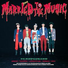 Married To The Music album cover
