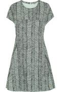KENZO|Printed cotton-jersey mini dress|NET-A-PORTER.COM
