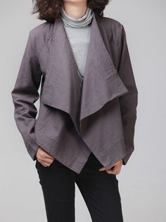 My sky/Womens Clothing Women Shirt Women Blouse Plus Size Blouse Petite Maternity Blouse Open Stitch Dark Grey Short Casual Top ALL SIZE on Etsy, $69.99