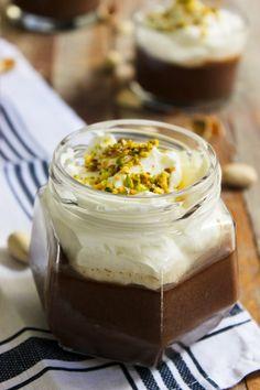 Mousse Instantanea de Chocolate nigela lawson nigelissima