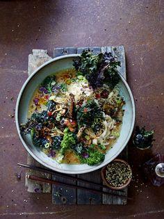 Super Noodle Ramen | Vegetable Recipes | Jamie Oliver