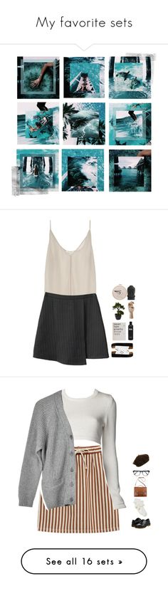 """My favorite sets"" by serendhipity ❤ liked on Polyvore featuring art, Marc Jacobs, Stolen Girlfriends Club, Truffle, Nearly Natural, HAY, Prism, John Lewis, Dr. Martens and Samuji"