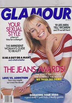 July 1996 cover with Niki Taylor