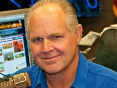 Thank the Lord Rush Limbaugh's On by Lloyd Marcus