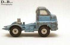Big Bedford Tractor Unit by Corgi Toys