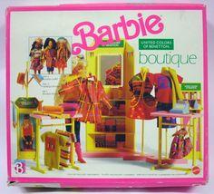 BARBIE Dal 1959 bambola giocattolo vintage anni 70Curiosando Negli ANNI 60 70 80 90
