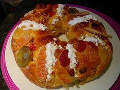 As Receitas da Patanisca: Bolo Rei
