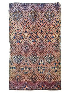 Vintage Moroccan Rug by Le Souk at Gilt