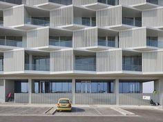 Amazing Apartment Building Facade Architecture Design 37