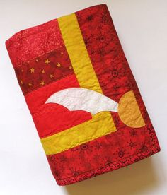Harry Potter Gryffindor Quilt by BadBabyQuilts on Etsy,