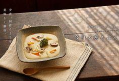 酒粕シチューのレシピ。酒粕で手軽で簡単に作るシチューの素がポイント! 豆乳で仕上げたコクのあるクリーミーなシチュー。