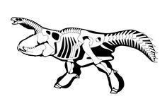 Seismopus kurash Skeleton by The---Other---One.deviantart.com on @DeviantArt