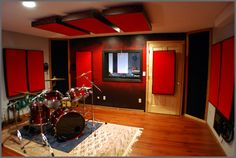 Studio Acoustic Panels & Treatments by Ready Acoustics