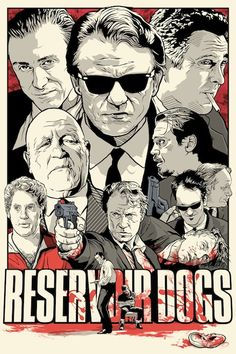 Resevoir Dogs by Joshua Budich