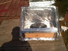I've finished my solar oven that I made from an old conventional oven. you can see video on youtube my channel is centervilletn just search solar oven,