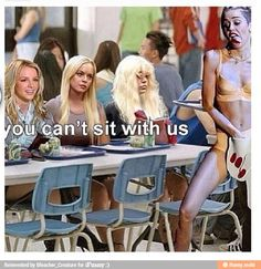 Go away Miley!