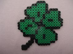 Lucky Four Leaf Clover by PerlerHime on deviantART