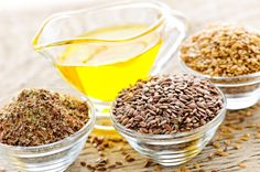 Studies show that omega 3 fatty acids in flaxseed called ALA reduce the growth of cancer cells, cardiovascular disease and diabetes. The omega 3 fatty acids and lignans in flaxseed reduce inflammation, asthma and Parkinson's disease Dog Food Recipes, Healthy Recipes, Cancer Fighting Foods, Nutrition Articles, Natural Treatments, Superfoods, Healthy Weight, Herbalism, The Cure