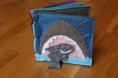 shark quiet book 1