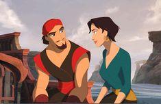 Sinbad, la légende des sept mer 2002