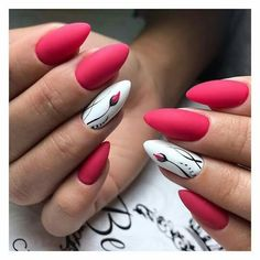 Nail art summer: 50 fresh ideas for a chic and original manicure - ongles - Nail Designs Spring, Nail Art Designs, Spring Design, Nail Manicure, Manicures, Nail Polish, Spring Nails, Summer Nails, Nail Patterns