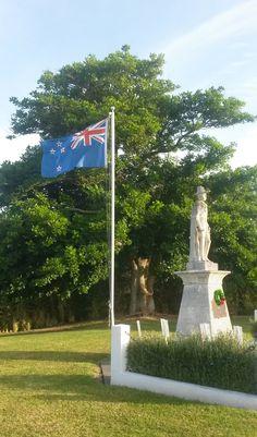 Matakana War Memorial 2016