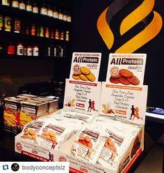 All Protein em São Luis - Body Concept  Amigos de #saoluis podem encontrar os produtos proteicos @allprotein na loja @bodyconceptslz  ATENÇÃO 🎉🎈  Recebemos reposicão dos saborosíssimos produtos da @allprotein.  43% de proteina wheyprotein...