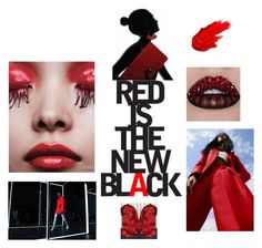 """Red soulotions"" by stenvijohanna on Polyvore featuring art"