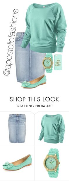 """Apostolic Fashions #1468"" by apostolicfashions on Polyvore featuring Current/Elliott, NIKE, Frye, TKO Orlogi and ban.do"