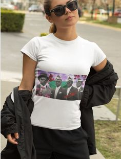 Coffin Dancing Pallbearers Funeral meme T-shirt Summer Clothes, Summer Outfits, Coffin, Cotton Tote Bags, Dancing, Classic T Shirts, Store, Memes, Summer Clothing