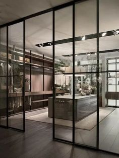 14 Walk In Closet Designs For Luxury Homes Fantastic luxury closets for your Master Bedroom. for the master bedroom Walk In Closet Design, Closet Designs, Closet Bedroom, Bedroom Decor, Dressing Room Design, Luxury Closet, Scandinavian Bedroom, Luxury Interior Design, Luxury Furniture