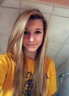 blonde straight hair tumblr - Google Search